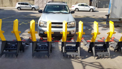 Hercules Modular Vehicle Barrier