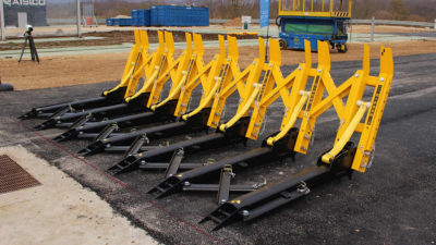 Samson Modular Vehicle Barrier